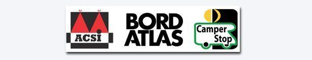 Bord Atlas, Camperstop and ACSI